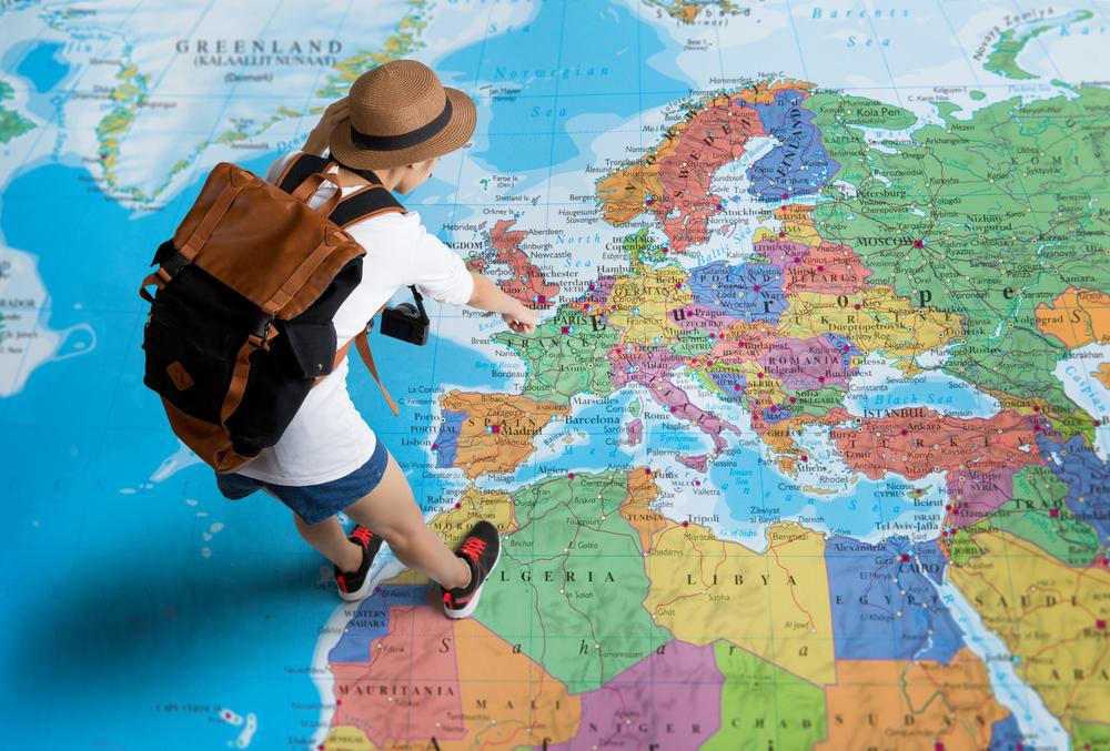 Куда украинцы едут без визы: топ-10 самых популярных направлений