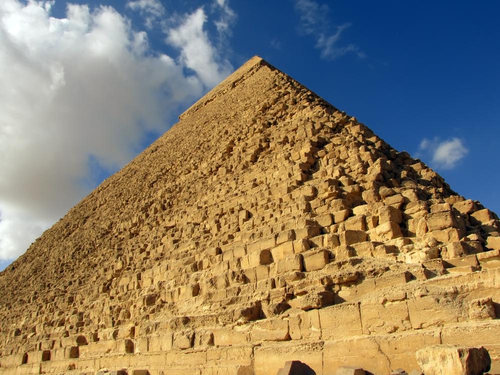Ученые разгадали, как древние египтяне построили пирамиды в Гизе