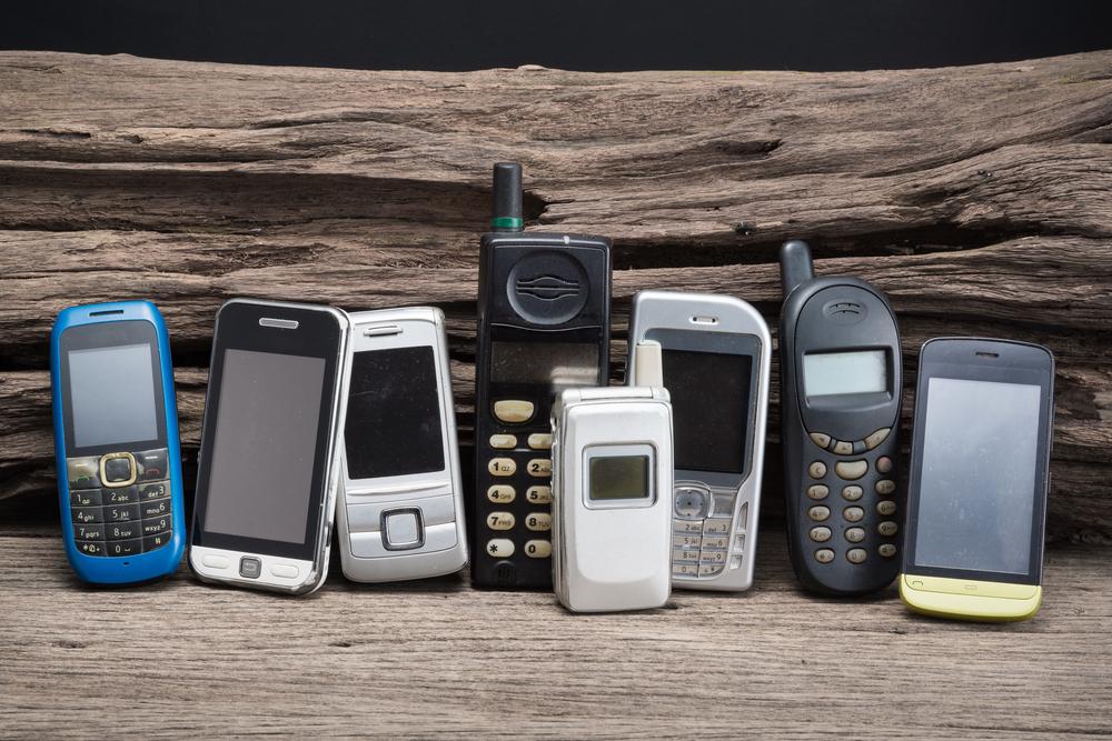 Со смартфоном вход воспрещен: в Словакии открылся музей старых мобилок