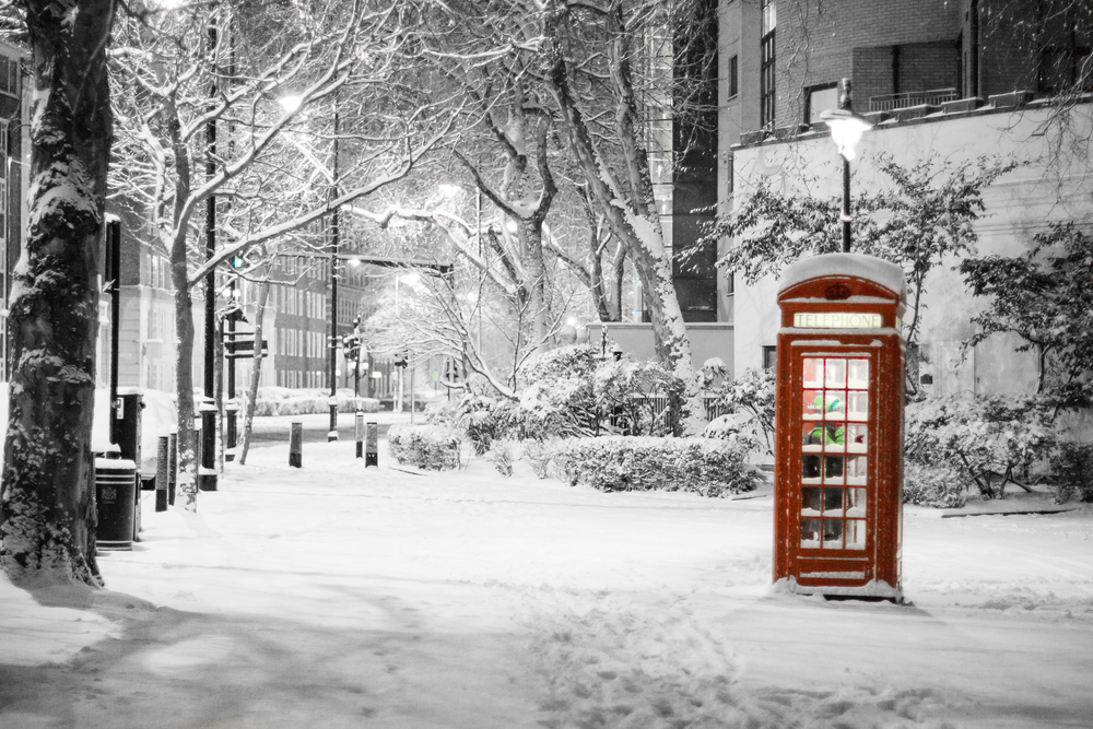 Европу ждет самая холодная зима за столетие