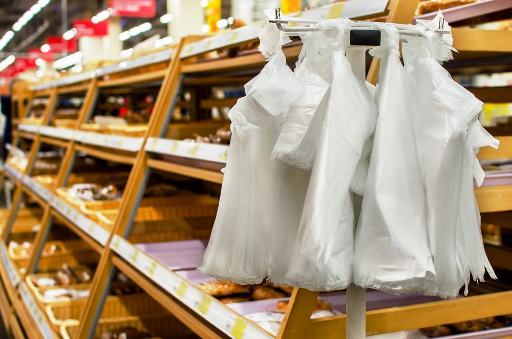 В Брюсселе запретили распространение пластиковых пакетов