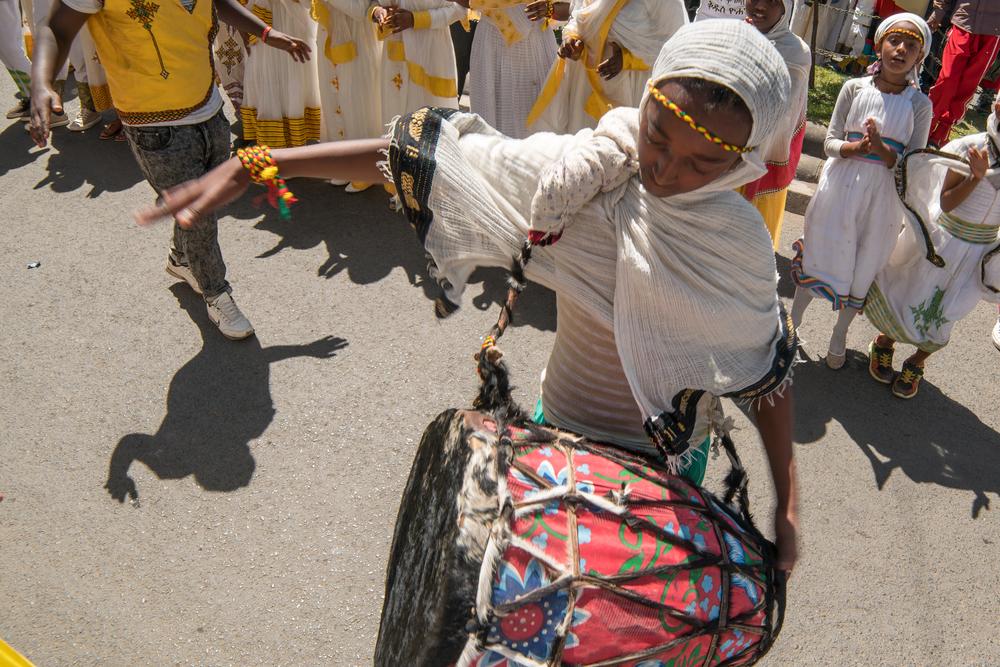 Энкутаташ – Новый год в Эфиопии