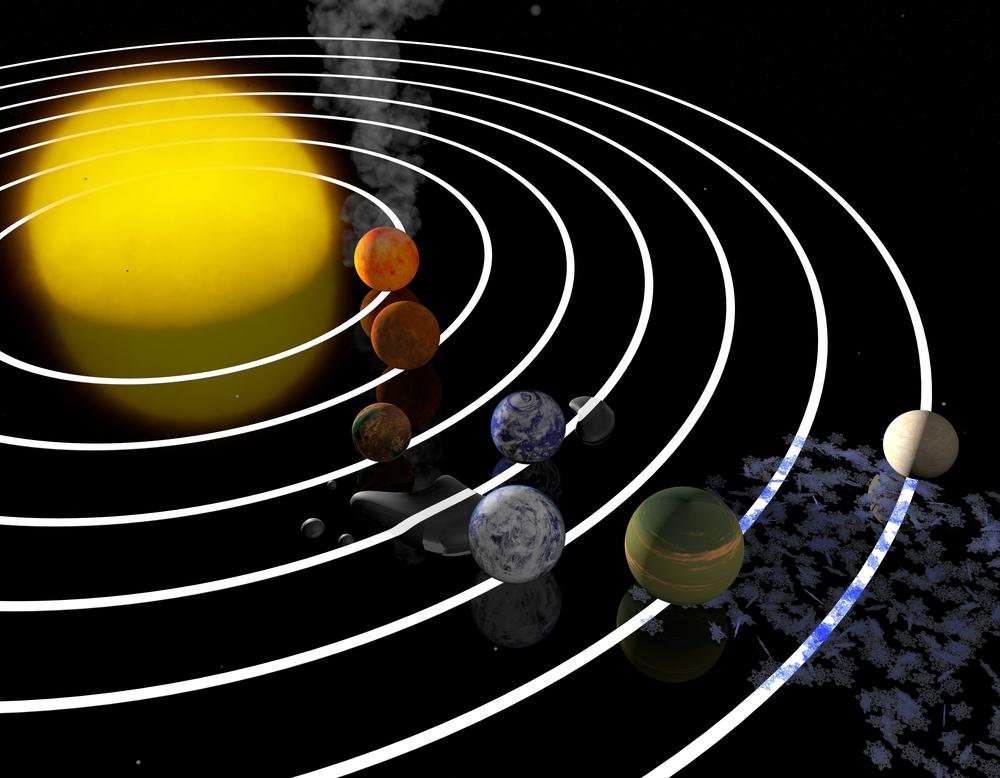 На экзопланетах системы TRAPPIST-1 обнаружили воду.Вокруг Света. Украина