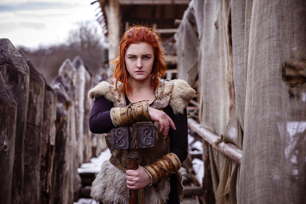 Найдены доказательства, что среди воинов-викингов были женщины