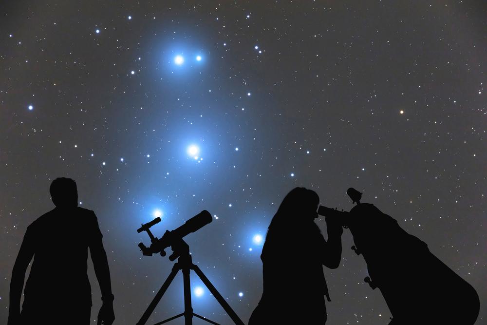 Звезды и сияние: определены лучшие астрономические снимки года.Вокруг Света. Украина