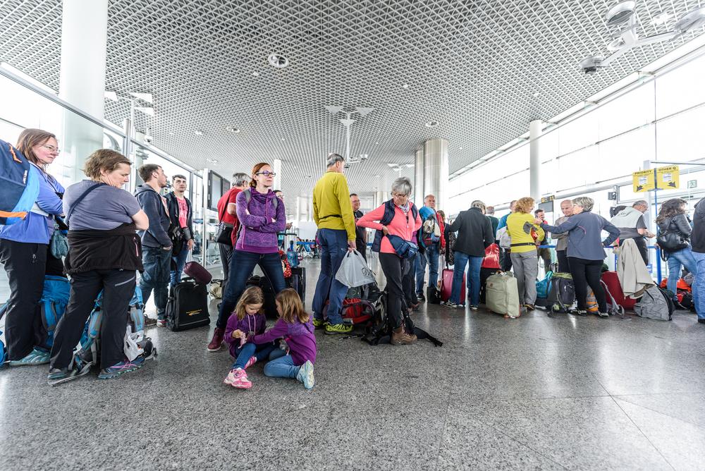 Ryanair десятками отменяет авиарейсы: пилоты ушли в отпуск