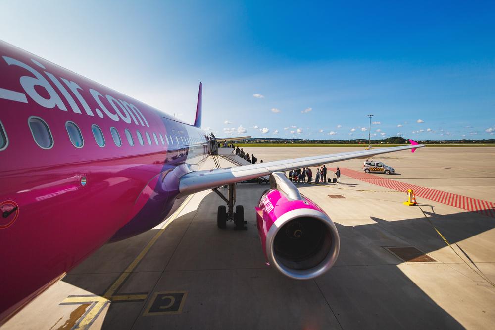 Wizz Air предлагает туристам услуги по планированию путешествий