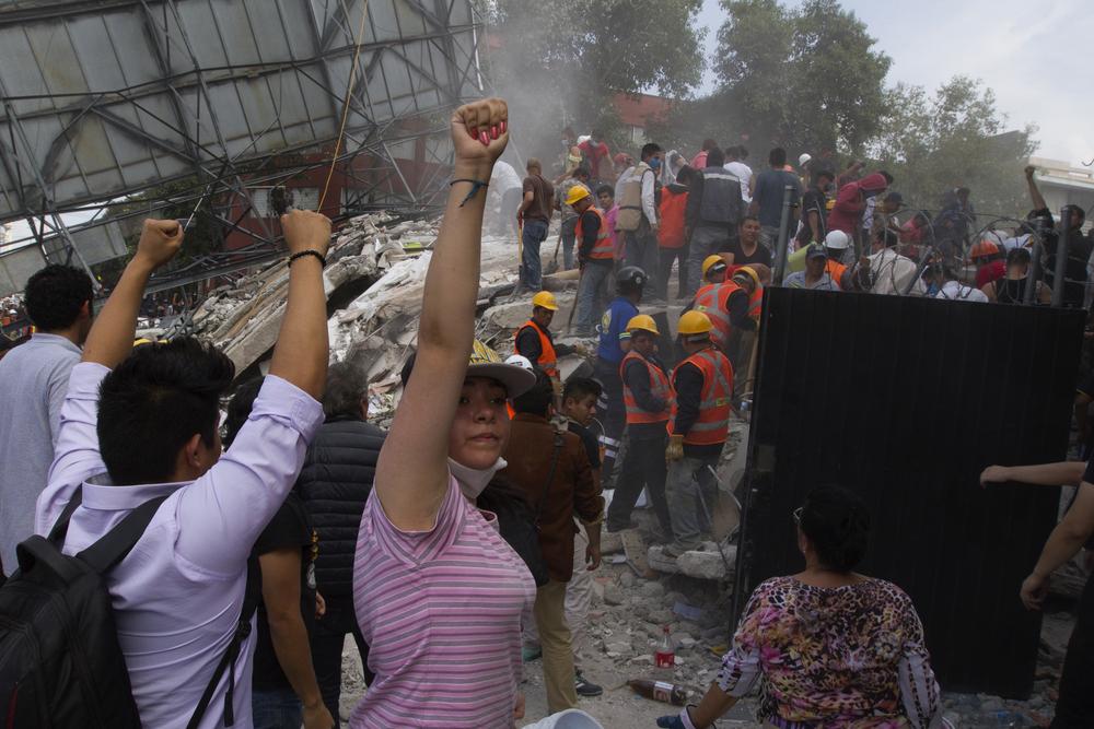 Как человек влияет на силу землетрясений