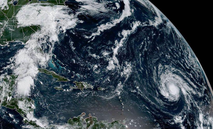 Ураган «Ирма» усилился до максимума, идет эвакуация во Флориде и на Карибах