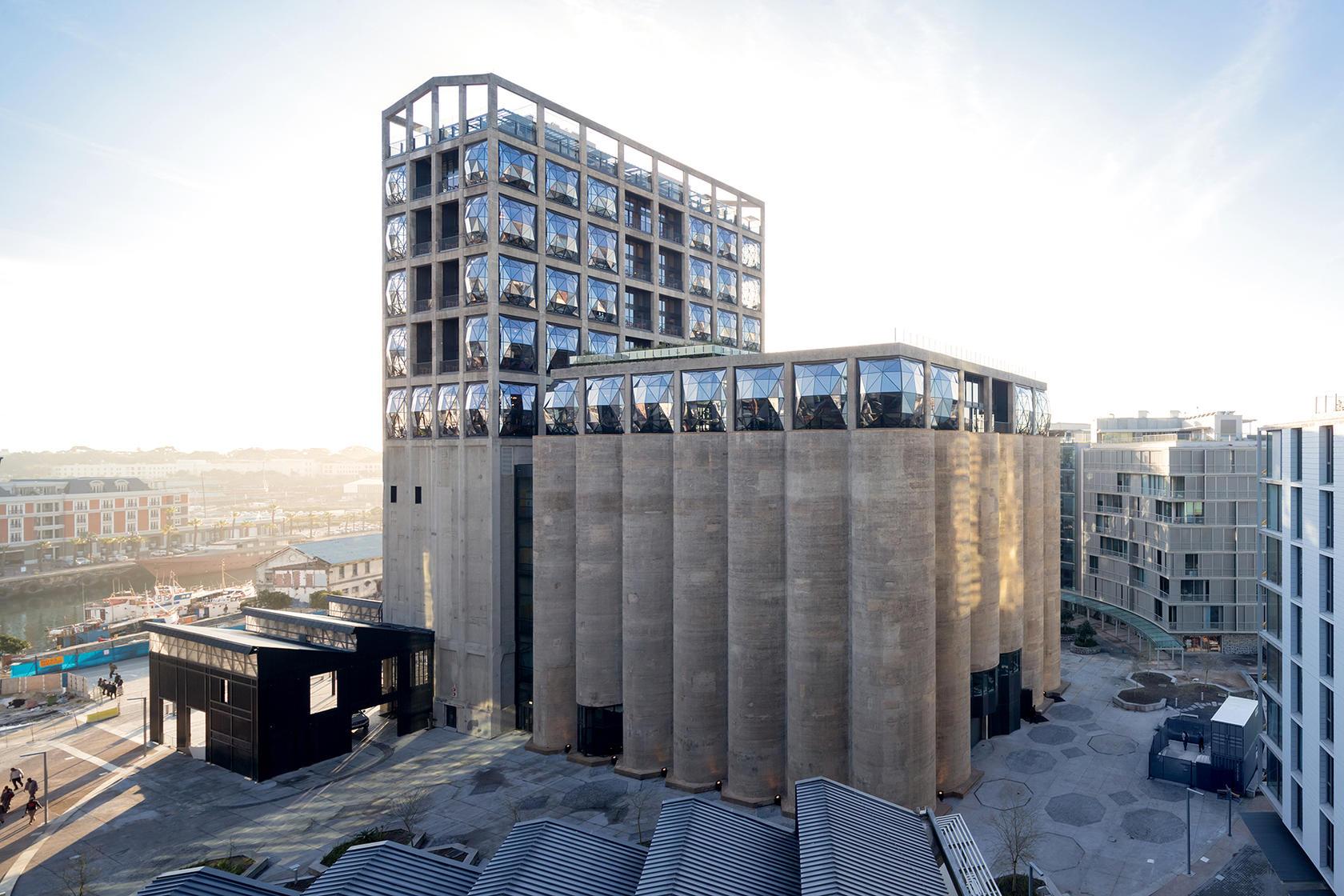 В ЮАР открылся музей современного африканского искусства