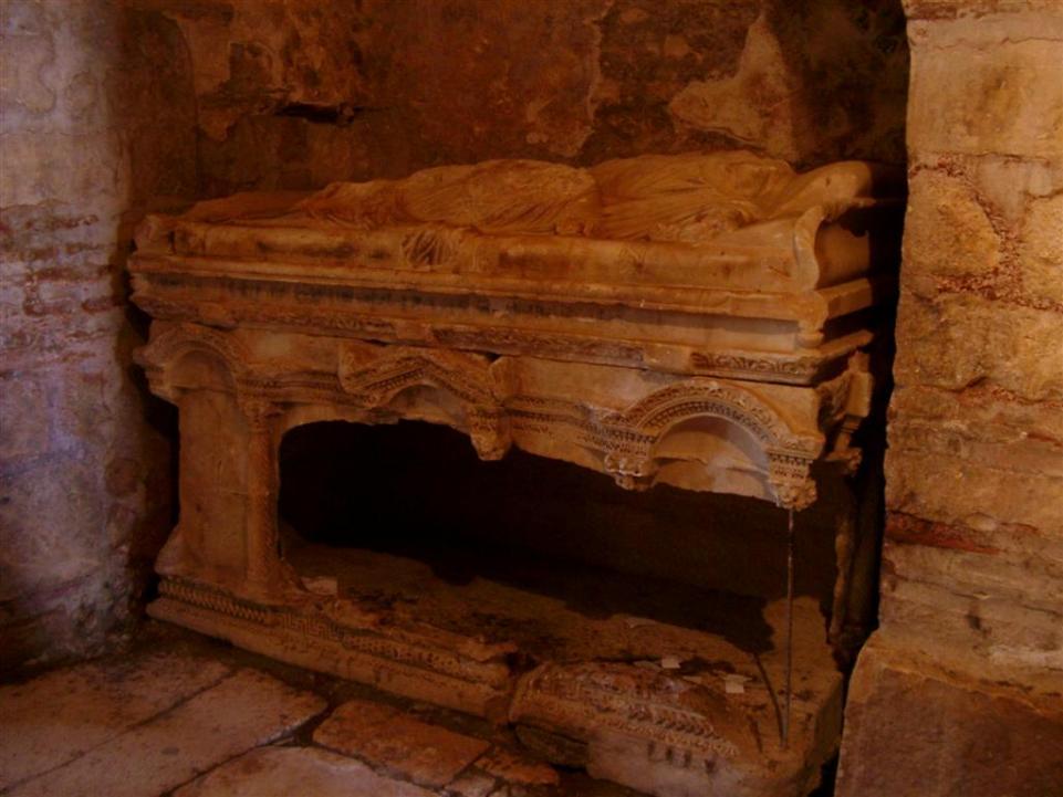 Археологи обнаружили могилу святого Николая в Турции.Вокруг Света. Украина