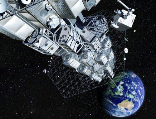В 2050 году японцы будут подниматься в космос на лифте (видео)