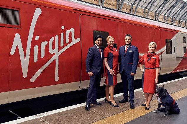 Virgin Trains ввели униформу, игнорирующую пол