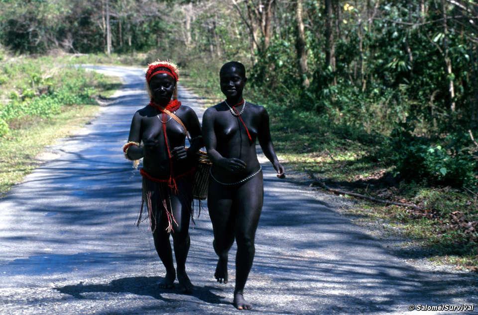 Джаравы: одно из самых изолированных племен на Земле