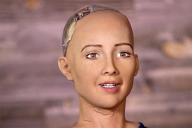 Робот впервые в мире получил гражданство