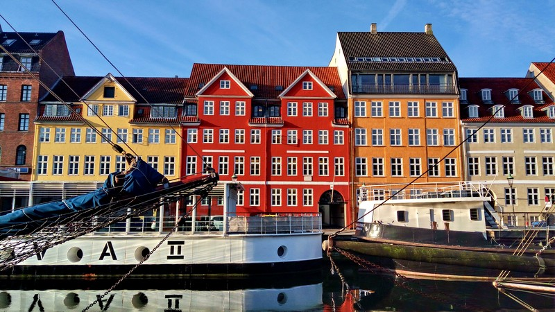 В поисках датского хюгге: прогулка по Копенгагену