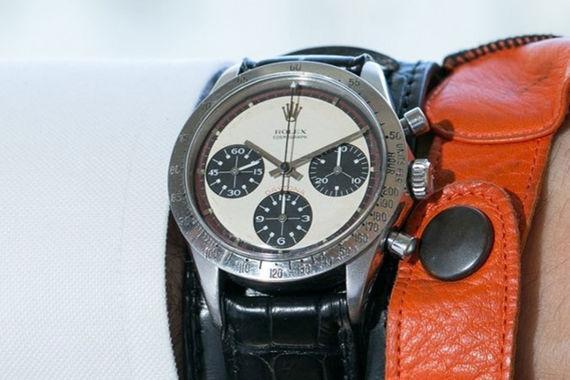 Легендарный Rolex Пола Ньюмана продан за рекордную сумму