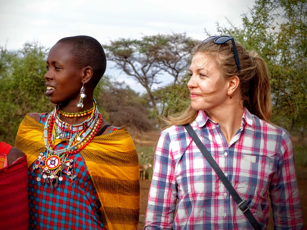 Патриархат, дома из навоза и кровь на завтрак: путешествие в деревню масаев.Вокруг Света. Украина