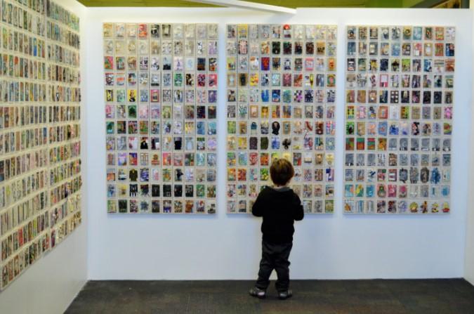 Художник впал в детство, чтобы поучаствовать в конкурсе ArtPrize 2017