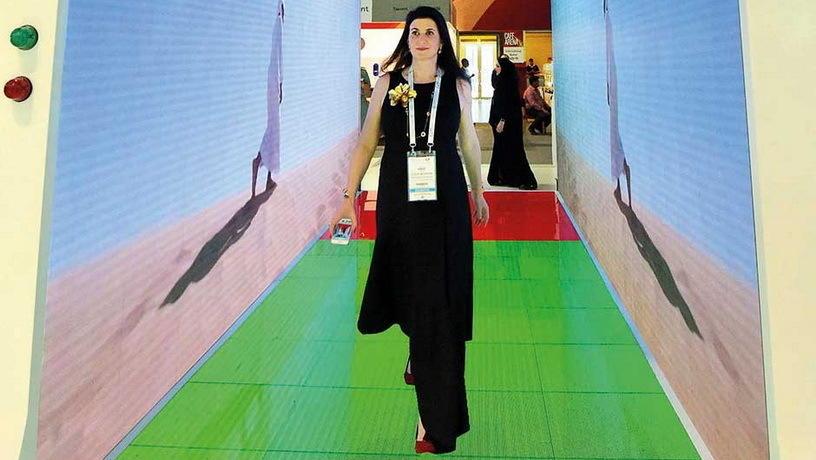 В аэропортах  Дубая граница станет виртуальной.Вокруг Света. Украина