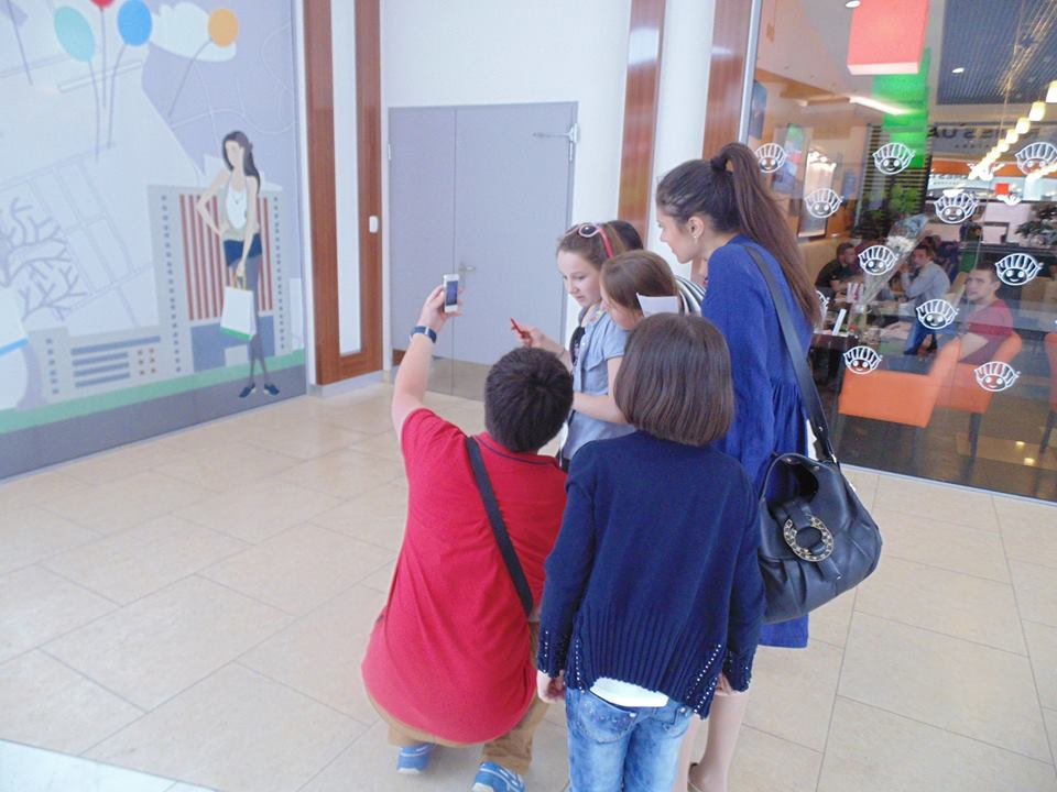 Как развлечь детей, пока родители заняты шопингом?.Вокруг Света. Украина