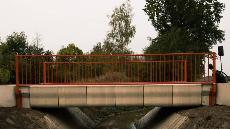 В Нидерландах открыли первый в мире мост, напечатанный на 3D-принтере.Вокруг Света. Украина