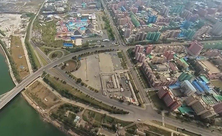 Фотограф из Сингапура снял панораму самого закрытого города на Земле