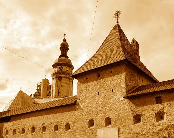 Середмістя Львова