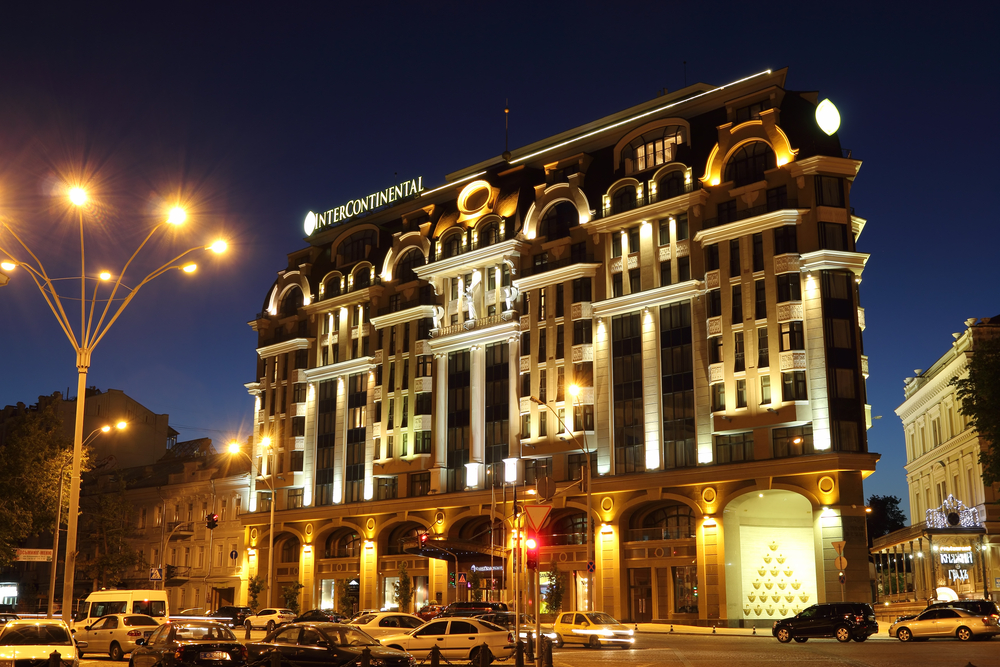 Определены лучшие отели года в Украине