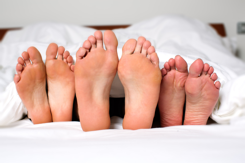 Британец защитил докторскую по групповому сексу