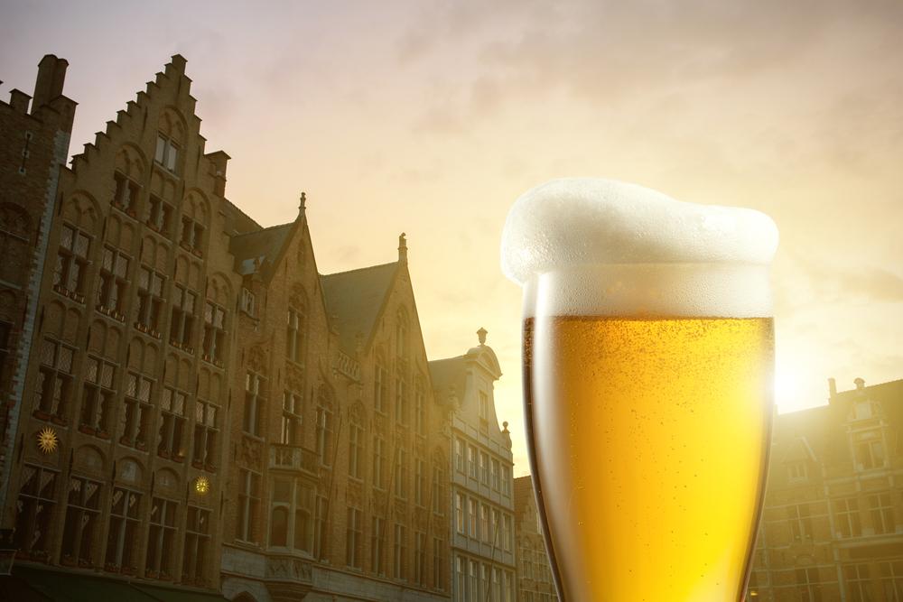 Святой хмель: церковь в Брюсселе сварит пиво