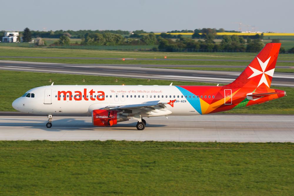 Украина откроет прямое авиасообщение с Мальтой