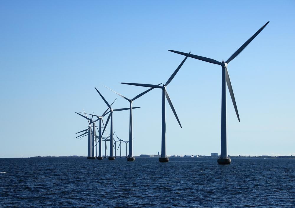 Сила – в океане: ветряные турбины в Атлантике обеспечат энергией весь мир