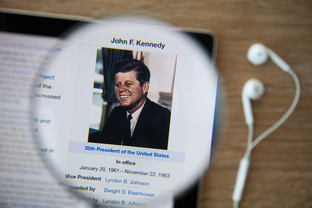 Где вы были, когда стреляли в Кеннеди?