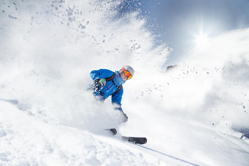 Лучший снег для горнолыжника - в Иране