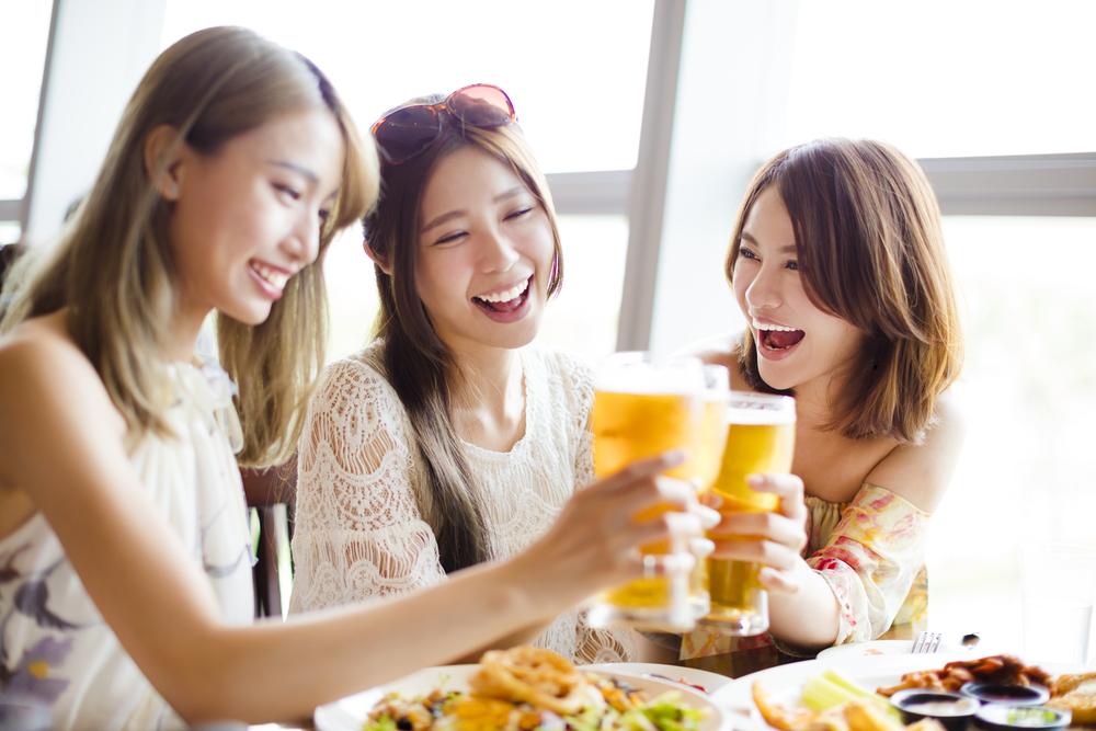 Почему японкам не нравится пиво в розовых банках