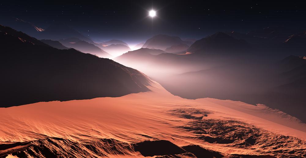 Тайны Красной планеты: вода на Марсе озадачила ученых