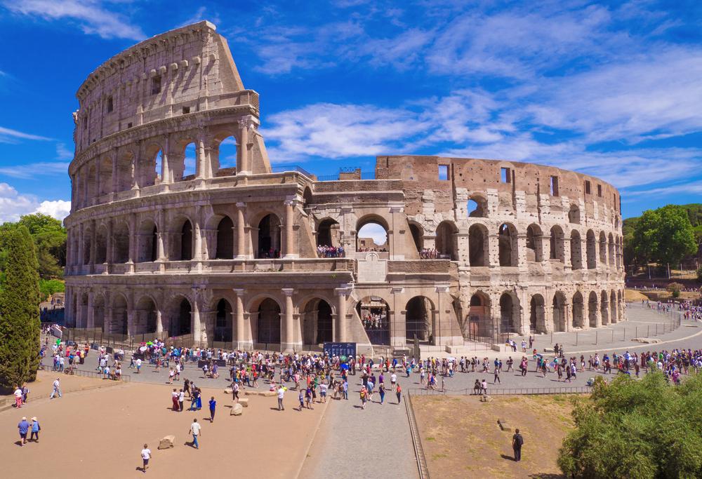 Весь Колизей, но минус гладиаторы: в Риме отстроили места для плебса