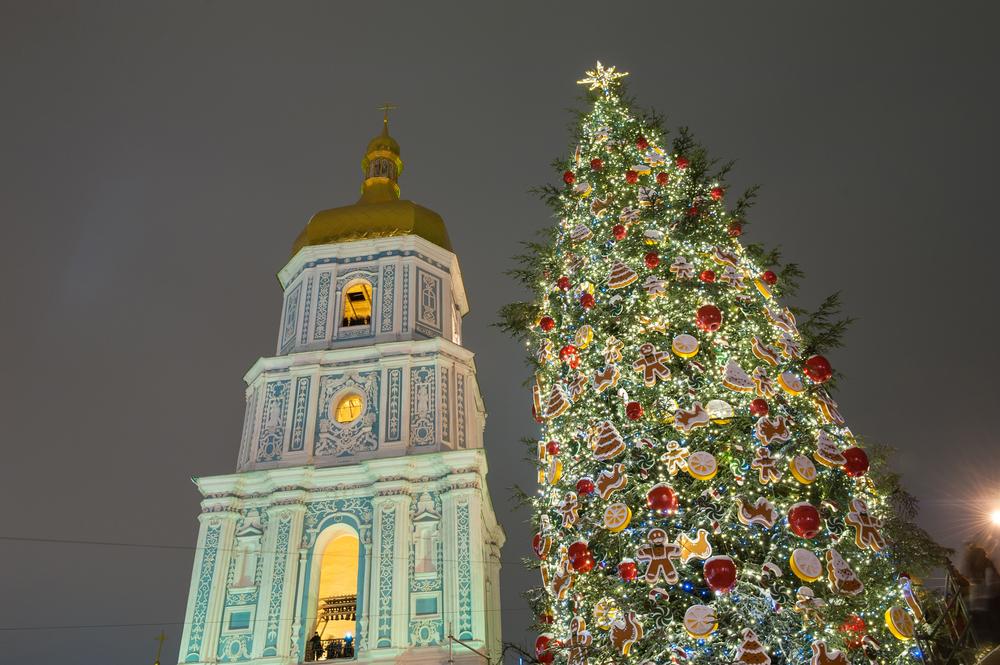 Готовь елку летом: новогоднее дерево в Киеве появится в начале зимы