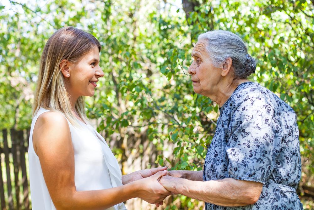 Старческое слабоумие начинается с потери обоняния