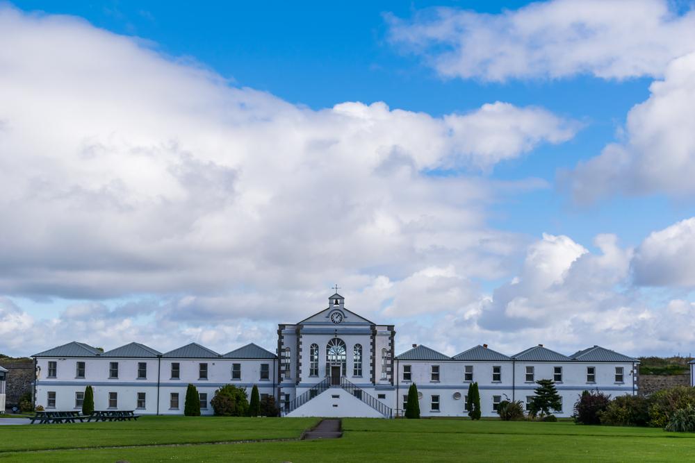 Тюрьма в Ирландии оказалась лучшей европейской достопримечательностью