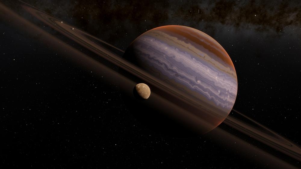 Погода на Титане похожа на земную - ученые