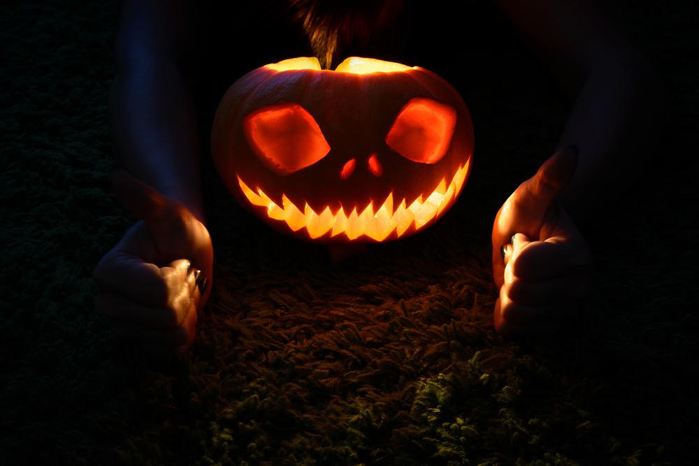 Хэллоуин в западных странах