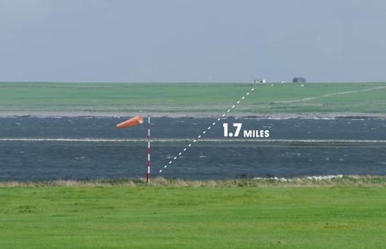 Успеть за 80 секунд: самый короткий регулярный авиарейс в мире