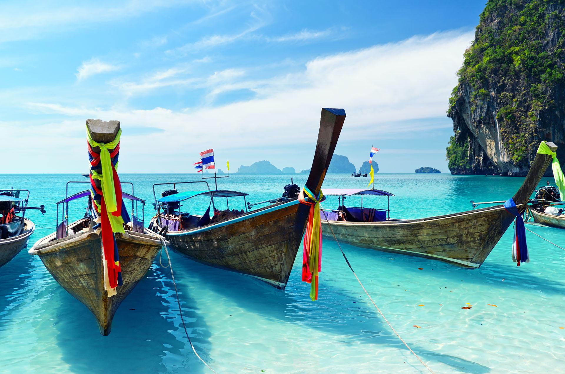 Таиланд: чистое счастье