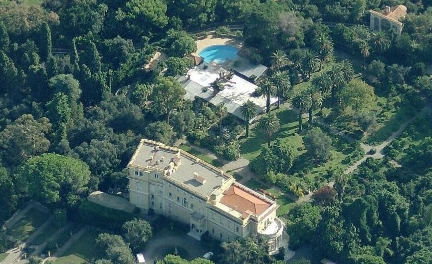 Во Франции продается самый дорогой дом на земле