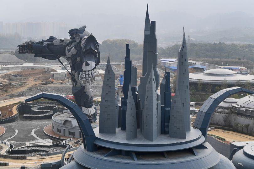 В Китае достроили первый в мире парк виртуальной реальности