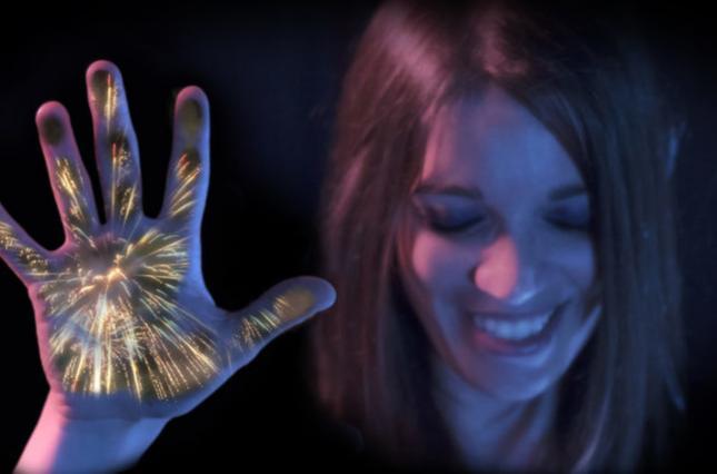 Ученые создали фейерверки для слабовидящих