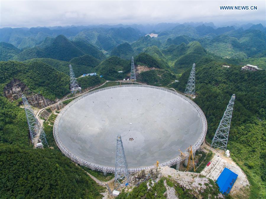 Разыскиваются инопланетяне: Китай занят активными поисками внеземной жизни.Вокруг Света. Украина