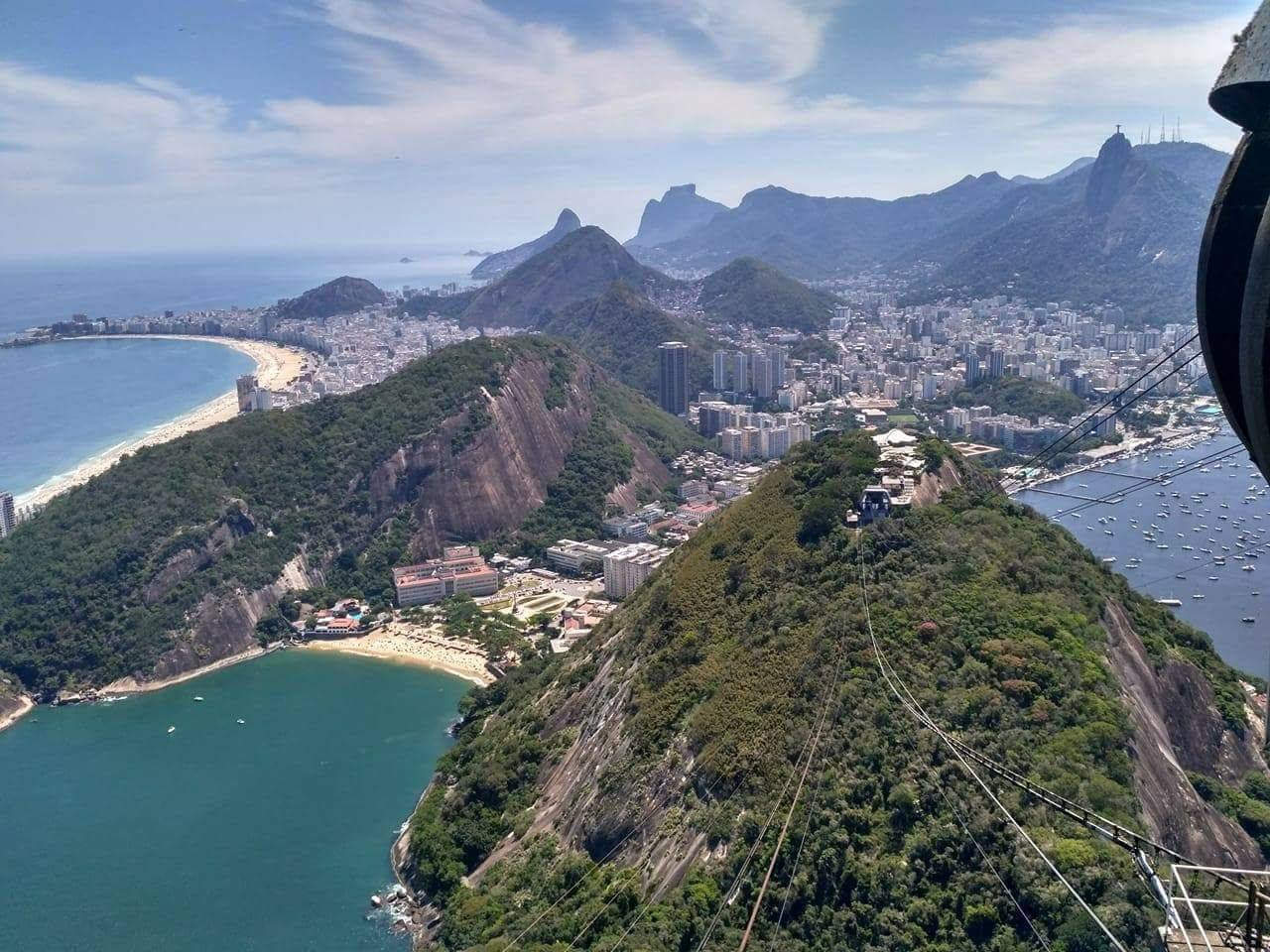 Страх, ненависть и любовь в Рио-де-Жанейро